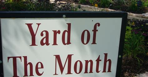 yard of the month bloomingdale homeowners association the patterson life yard of the month