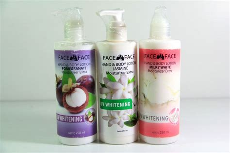 Lotion Lightening Face2face face2face lotion moisturizer