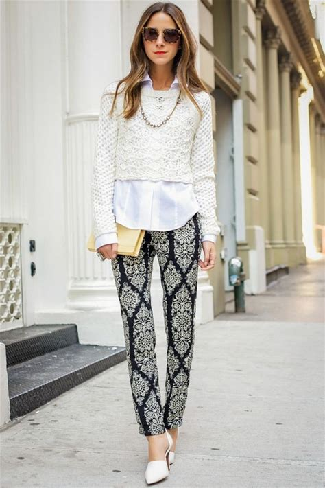 Style Ideas How To Wear The Layered Look And Not Look Larger Than Second City Style Fashion by How To Style Cropped Sweaters Glam Radar