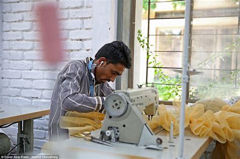 precision pattern works slumdog seamstress who takes home 163 3 a day stitching kate