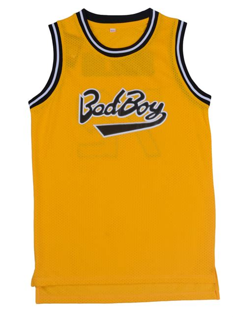 desain jersey basket polos notorious b i g biggie smalls 72 bad boy basketball