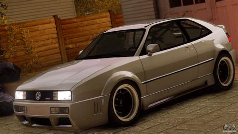 Volkswagen Corrado 1995 by Volkswagen Corrado Vr6 1995 For Gta 4