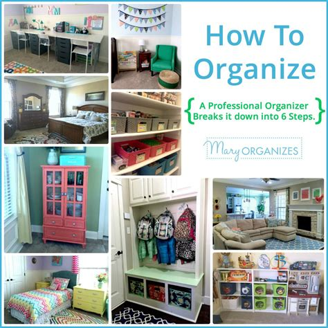 how to organize home how to organize detailed guide creatingmaryshome com