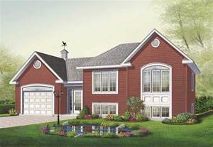 Multi Level Home Plans Simple Multi Level Home Plans Placement House Plans 21235