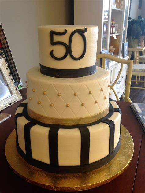 gold  black  birthday cake mens birthday cake pinterest birthday cakes