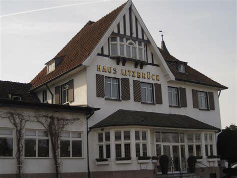 Haus Litzbrück by Restaurant Christen Im Haus Litzbr 252 Ck In D 252 Sseldorf