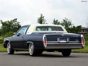 84 Cadillac Coupe Cadillac Coupe De Ville 1980 84 Images 1600x1200