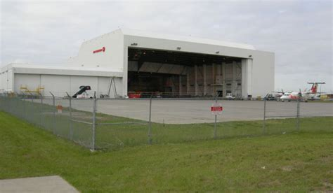 factor engineering air canada hanger heating  ddc upgrades projects hvac design