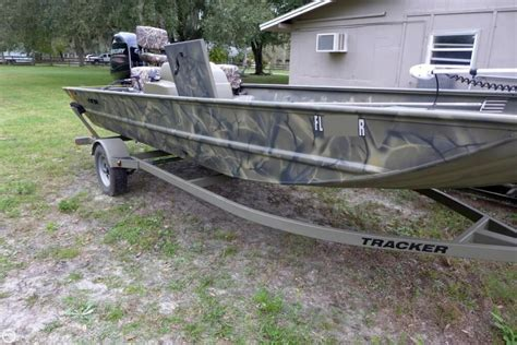 tracker aluminum fishing boats for sale 2014 used tracker grizzly 1860 aluminum fishing boat for