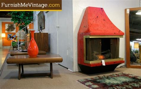 retro electric fireplace space heater