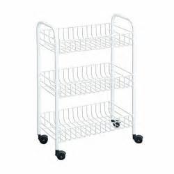 Laundry Room Storage Cart 3 Tier Multi Use Laundry Utility Room Rolling Storage Basket Shelves Cart Bins Ebay