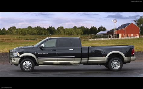 dodge ram hauler truck concept 2011 widescreen