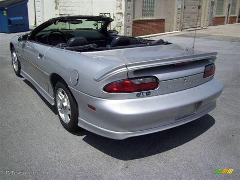 1997 camaro rs specs 1996 sebring silver metallic chevrolet camaro rs