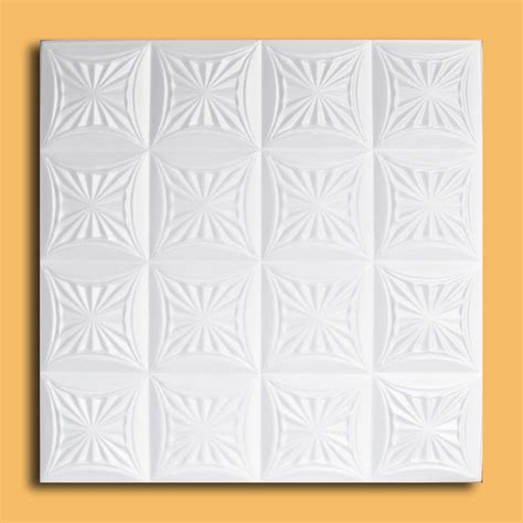 Polystyrene Ceiling Tiles Price by Lot Of 50pc Styrofoam Antique Ceiling Tile Alfa