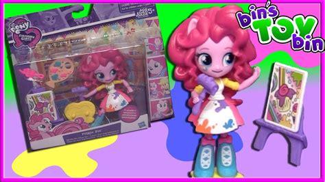 My Pony Minis Pinkie Pie Splashy Class Set Bcib9472 pinkie pie splashy class set mlp equestria mini