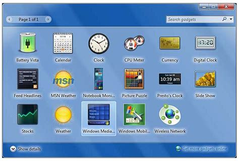 Desk Top Gadgets by Top Useful Desktop Gadgets For Windows 7 Ecolumns Columns On Android And
