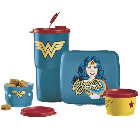 Specialty Kitchen Knives Wonder Woman Lunch Set