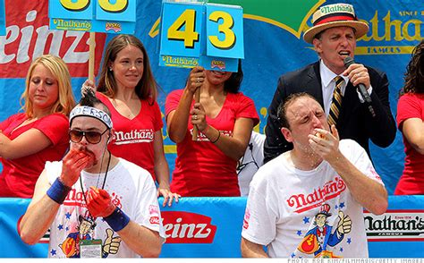 nathan contest nathan s is up 40 the buzz investment and stock market news