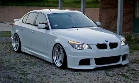 bmw m5 slammed bmw e60 m5 white slammed bmw pinterest bmw and slammed