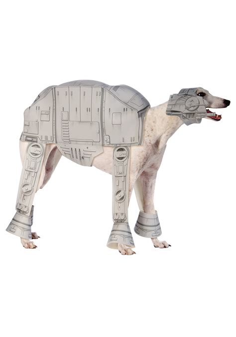 wars costumes for dogs at at imperial walker pet costume wars costumes