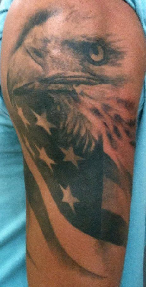 tattoo ink us american eagle flag tattoo american flag tattoo