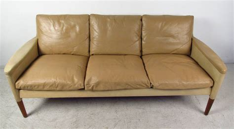 danish modern sofa for sale danish modern leather sofa for sale at 1stdibs