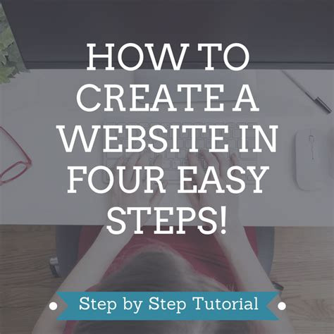 Detox Your In 4 Easy Steps by How To Create A Website In 4 Easy Steps My Income Journey