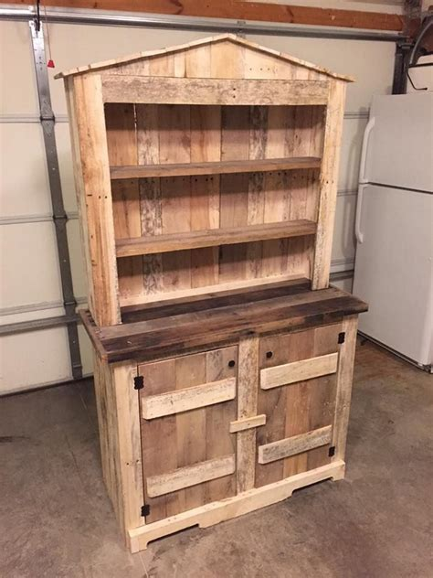Kitchen Hutch Designs Cheap Easy And Creative Recycled Pallet Ideas That Will Inspire You Pallet Wood Projects
