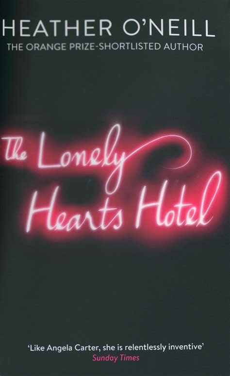 the lonely hearts hotel a novel books s prize for fiction the lonely hearts hotel