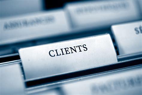 Client Search Clients