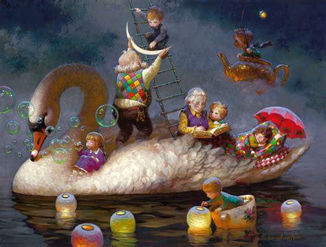 victor volanti l arte pittore russo victor nizovtsev
