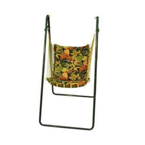 swing chair with stand algoma swing chair and stand combination 180723 patio