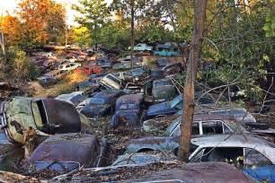 forgotten wrecking yard liquidation