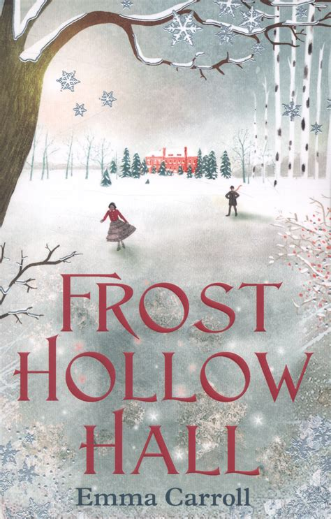 frost hollow hall by carroll emma 9780571295449 brownsbfs