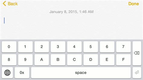 keyboard layout changes suddenly ios dealing with changing ios keyboard layout upon rotation