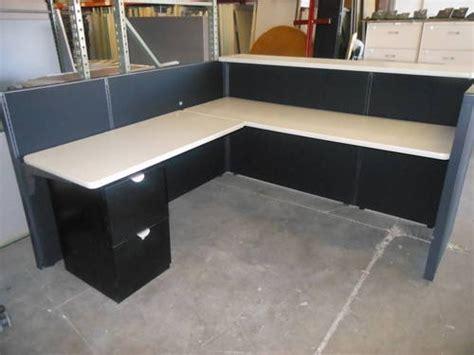 Herman Miller Reception Desk 6x6 Herman Miller Refurbished Reception Desk With One Set Of Drawers Starting 499 Modern