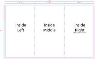 8 5 X 14 Brochure Template us press templates 14 x 8 5 tri fold inside