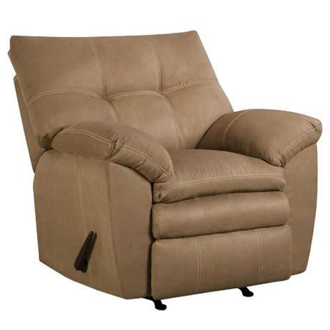simmons recliner warranty simmons bm704 naples flat suede rocker recliner latte