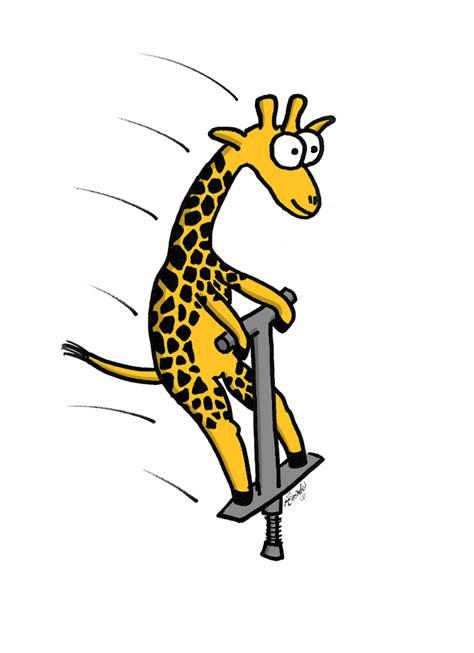 pogo stick windows password reset giraffe on a pogo stick by ploogy on deviantart