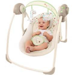 comfort harmony by bright starts portable swing