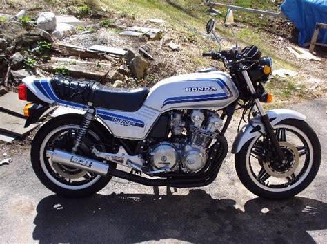 1981 Honda Cb750f Moto Zombdrive Com