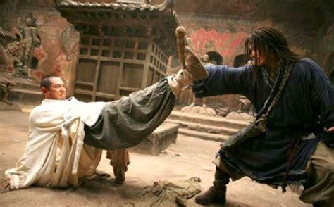 film china jetli the forbidden kingdom starring jet li jackie chan and