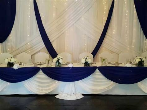 draping decorations draping and designed deco pulse events