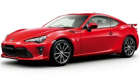 international toyota toyota 86 facelift detailed ahead of late 2016 arrival