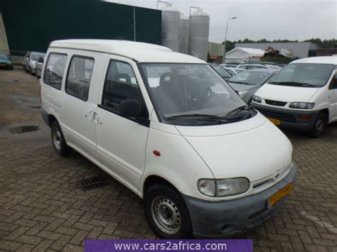 nissan vanette nissan vanette 2 3 d 65377 used available from stock