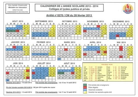 Calendrier Vacances Scolaires 2013 14 Les Calendriers Scolaires 2013 2014 224 T 233 L 233 Charger