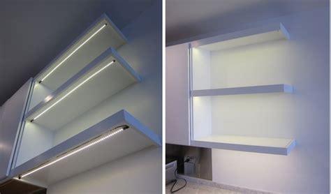 led lights for shelves lights for bookcases pictures yvotube com