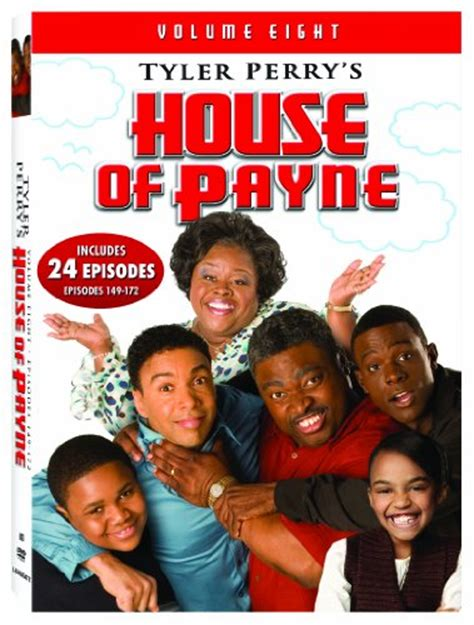 Perry S House Of Payne by Perry S House Of Payne Dvd Hd Dvd Fullscreen