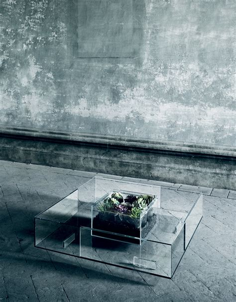 spectacular seasons all glass coffee table digsdigs