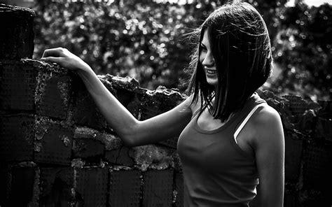 tattoo girl black and white wallpaper women black and white wallpaper 2560x1600 9966